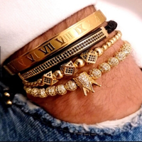 Used Charm bracelets 4 pcs in Dubai, UAE