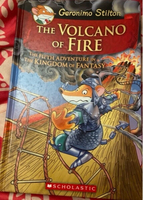 Used The volcano of fire Geronimo Stilton in Dubai, UAE