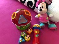 Used All Mickey Mouse toys in Dubai, UAE