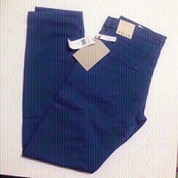Used Lacoste blue pants  W34/L34 in Dubai, UAE