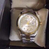 Used Men's Rolex wristwatch first class copy  in Dubai, UAE