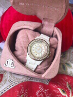 Used New OrignalJENNIFER LOPEZ crystal.Watch  in Dubai, UAE