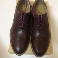 J shoes  brown size 43