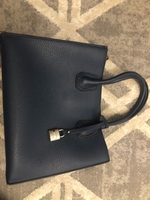 Used Blue handbag in Dubai, UAE
