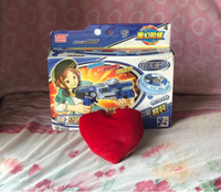 Used Toy gun with a toy heart with hands ❤️ in Dubai, UAE