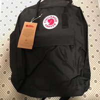 Used Fjällräven Kanken Classic Backpack black in Dubai, UAE