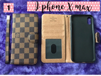 Used LV Flip Case for Iphone X max in Dubai, UAE