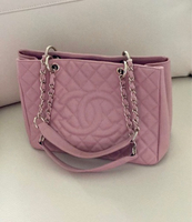 Used Chanel women pink bag in Dubai, UAE