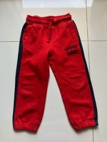 Used Kids Osh kosh red joggers 5years old  in Dubai, UAE