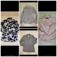 Used 4 formal branded shirts xs/s in Dubai, UAE