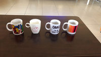 Mugs (Different types)