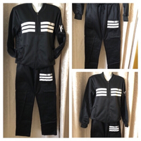 Used Black tracksuit size L in Dubai, UAE