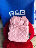 Used New R&B Black bag for girls with tag🏷🖤 in Dubai, UAE