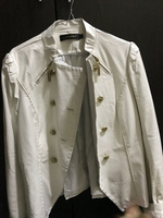 Used White leather jacket Cartier in Dubai, UAE
