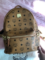 Used Mcm backpack in Dubai, UAE