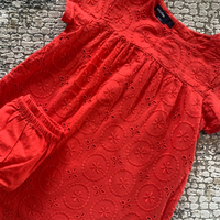 Used Baby girl, lovely dress,Gap in Dubai, UAE