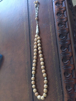 Used Tasbih prayer beads made of wood.  in Dubai, UAE
