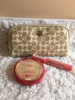 Used Authentic Coach Makeup Bag in Dubai, UAE