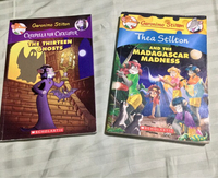 Used Geronimo Stilton kids Books in Dubai, UAE
