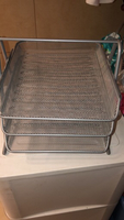 Used Mesh three tier organizer in Dubai, UAE