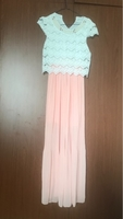 Used Korean maxi dress,never used in Dubai, UAE