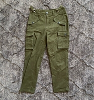 Used Bershka Green Cargo Pants in Dubai, UAE