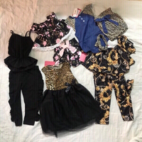 Used 5 pieces of girls clothes size 2-3 years in Dubai, UAE