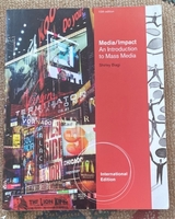 Used Mass media and ethics book in Dubai, UAE