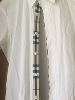 Authentic Burberry and mango longsleeves