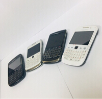 Used Blackberry Bold & Curve Combo in Dubai, UAE