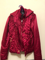 Used G by Guess Red Winter Coat in Dubai, UAE