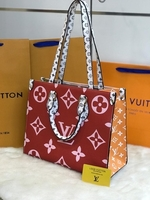 Used LV LADIES BAG RED in Dubai, UAE