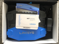 Used Linksys 1200AC Dual Band Smart Router in Dubai, UAE
