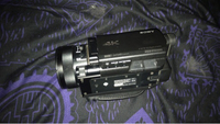 Used Sony 4k handycam ax-100 camera in Dubai, UAE