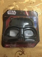 Used Swimming goggles Star Wars Vader Edition in Dubai, UAE