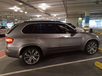 Used BMW X5 4.8i Model 2009. Origin US  in Dubai, UAE