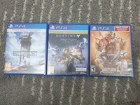Used PS4 games for sale in Dubai, UAE