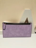 Used Card phone Pouch/wallet purple in Dubai, UAE