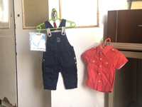 Used Giggles Jumpsuit, shirt & beep 👦 read👇 in Dubai, UAE