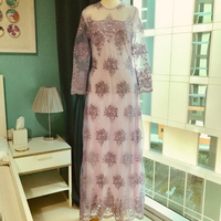 Used Zalia Lilac Evening Dress - NEW Small in Dubai, UAE