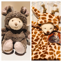 Used Baby rag Ziggy Giraffe & Ziggy mouse in Dubai, UAE
