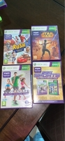 Used  4 Xbox 360 games  in Dubai, UAE