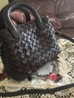 Used Genuine leather bottega style in Dubai, UAE