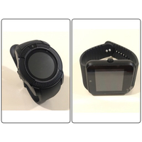 Used New 2Pcs Smart Watch Black in Dubai, UAE