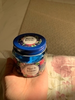 Used Rose&jasmine blue candle  in Dubai, UAE