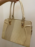 Used NEW Beige Bag in Dubai, UAE