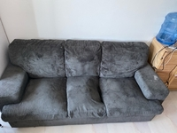 Used Home Centre sofa - used but not abused in Dubai, UAE