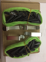Used Bundle 2 pairs of adjustable hook strap  in Dubai, UAE