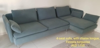 Used 4 seater luxurious sofa in Dubai, UAE