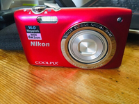 Used Nikon Coolpix S2700 Camera *Not working in Dubai, UAE